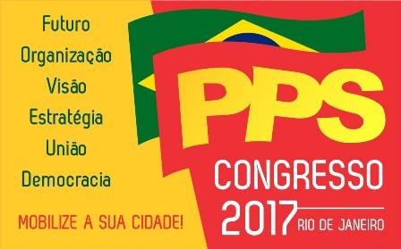 CONGRESSOS MUNICIPAIS DO PPS ESTADUAL / RIO DE JANEIRO