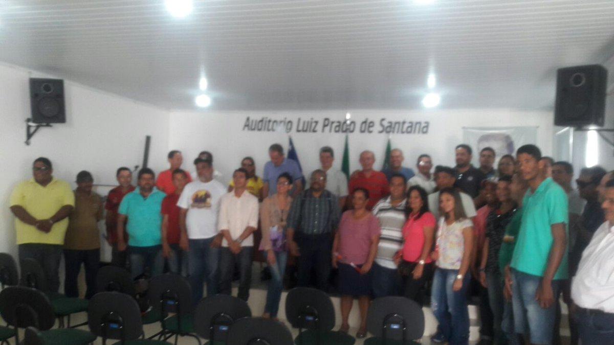 No sábado PPS pé na estrada esteve em Estância, encontro ocorreu na Associação de Moradores e Vizinhanças do Bairro  Santa Cruz e contou com a presença do presidente do diretório m