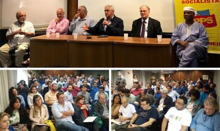 ENCONTRO ESTADUAL DOS PRÉ-CANDIDATOS COM NOSSA LIDERANÇA ESTADUAL E NACIONAL
