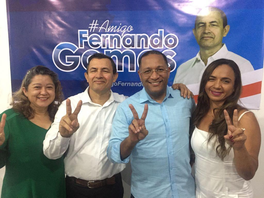 """""""Eu acredito na renovação politica"""