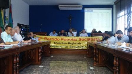 ENCONTROS REGIONAIS - REGIÃO METROPOLITANA