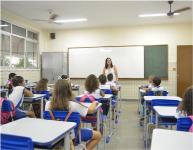 Educação: Vitória investiu 29% do orçamento em 2017