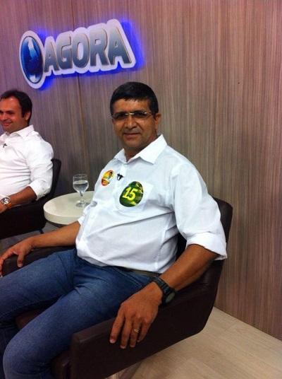 Candidato a deputado federal,  Celso Henrique participa de debate