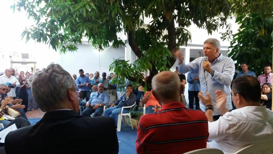 Ato de filiação de Lauro Antonio (Laurinho) ao PPS23 - Partido Popular Socialista Sergipe, com as presencias de mais de 200 convidados!