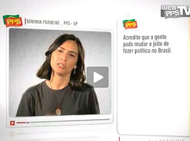 Na TV, PPS condena taxação da poupança e recriação da CPMF. Partido quer novo projeto para 2010