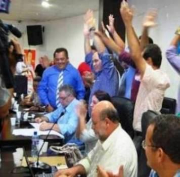 PPS homologa apoio a Mendes e lança Percival ao Senado