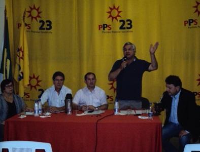 PPS/RS já projeta eleições de 2014