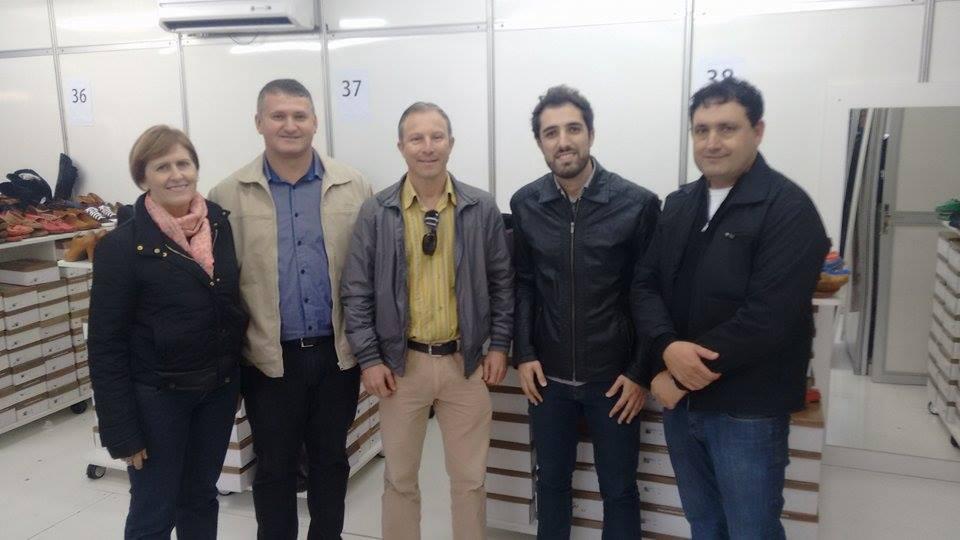 Vereador Marinho PPS Campo Bom faz parte da Comissão Coureiro Calçadista