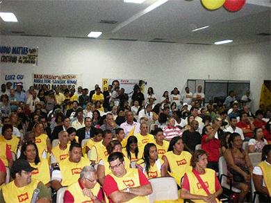 Rio: Partido escolhe 77 para vereador