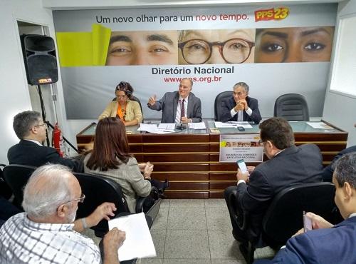 Novo nome: PPS convoca congresso extraordinário para os dias 22 e 23 de março