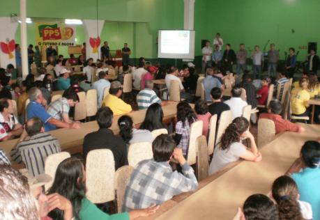 PPS realiza congressos em Imbé, Tramandaí, Teutônia e Santa Cruz do Sul