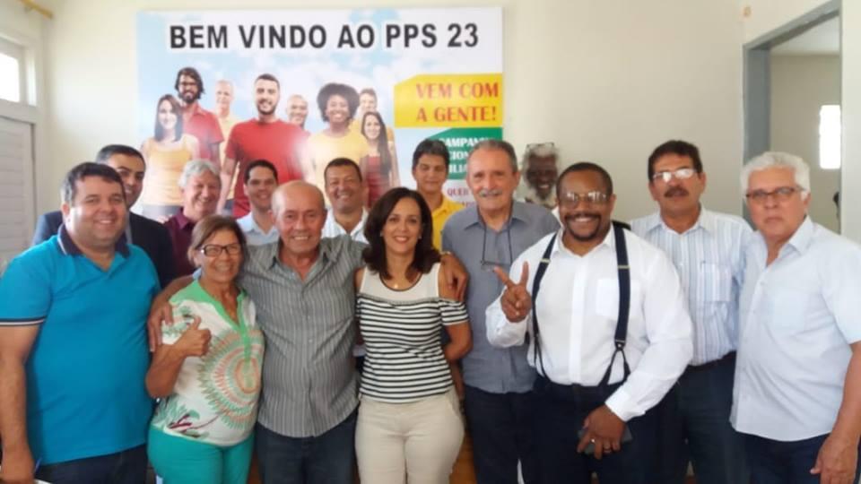 @PPSSergipe reuni sua comissão Executiva Estadual sobre a direção do presidente estadual Clóvis Silveira , com as presenças dos pré candidatos a deputados federais @jcarlosmachado