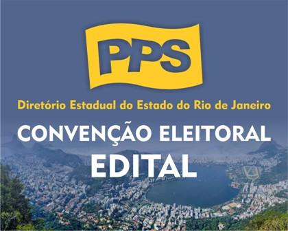 EDITAL - CONVENÇÃO ELEITORAL