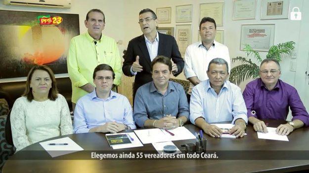 PPS do Ceará ocupará espaços na TV