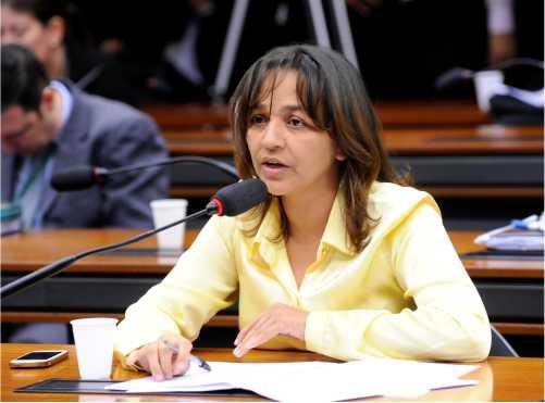 Eliziane Gama: a nova líder do PPS no Senado