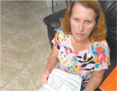 Terreno de Marinha: Dona de casa descobre d�vida de 11 mil reais