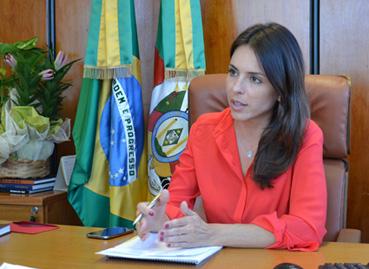 Any Ortiz assume coordenação política do PPS-RS