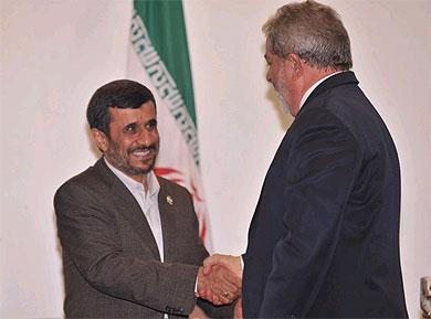Persona non grata: Em nota, PPS repudia visita de Ahmadinejad ao Brasil