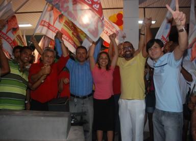 Comitê Central de Eliziane Gama é inaugurado