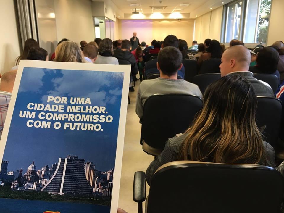 Prioridades para Porto Alegre estão em documento lançado pelo PPS.