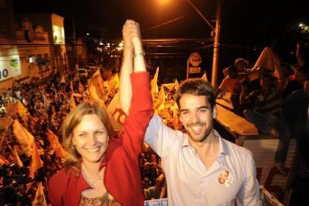 Paula Mascarenhas, do PPS, é eleita vice-prefeita de Pelotas