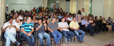 CAMPOS RECEBE PRÉ-CONFERÊNCIA DO PPS-RJ