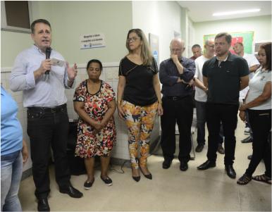 Agendamento online contempla todas as 29 unidades de saúde de Vitória