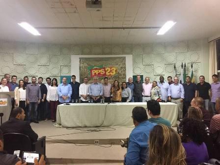CAMPOS DOS GOYTACAZES REALIZA SEU CONGRESSO MUNICIPAL 2017 EM ALTO NÍVEL
