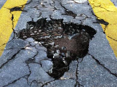 Levantamento mostra gasto pífio com manutenção de rodovias  federais